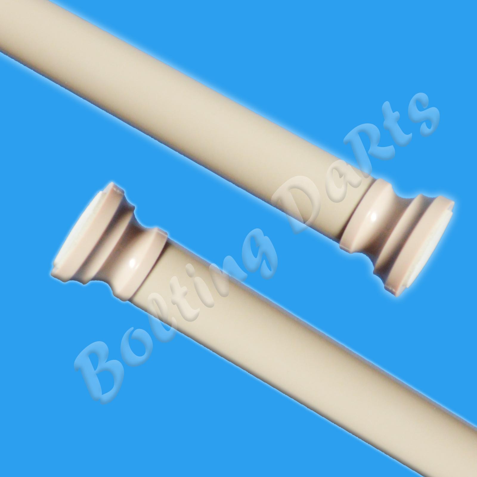 beige tringle rideaux douche rail 70 110cm canne t lescopique filet rail. Black Bedroom Furniture Sets. Home Design Ideas